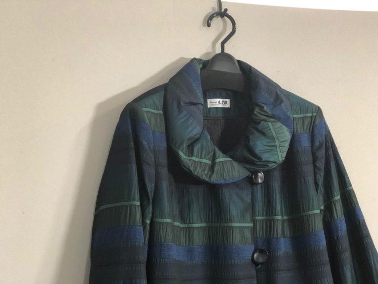 コートの襟