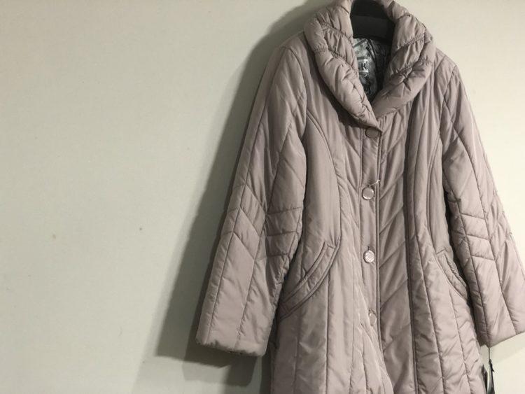 婦人服 中綿コート
