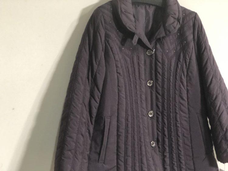 中綿コート