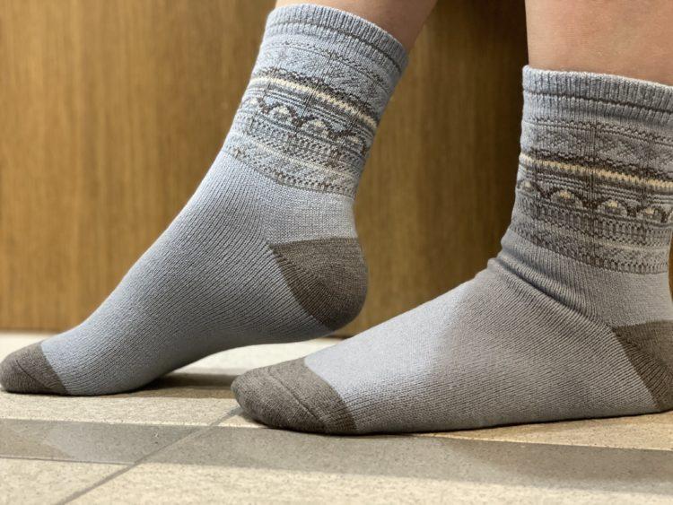 婦人服 靴下