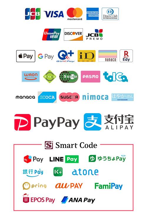 クレジットカード・電子マネー・キャッシュレス決済